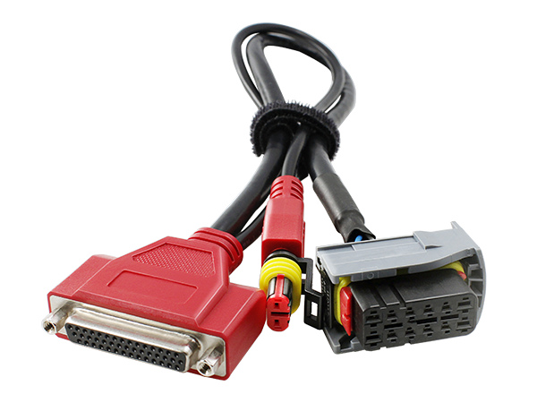 SCR SINOTRUCK 12PIN CABLE