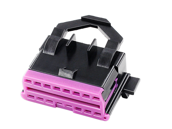 VW OBD 16Pin  female connector